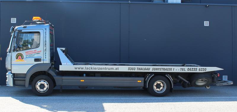 Unser Abschlepp & Transport LKW